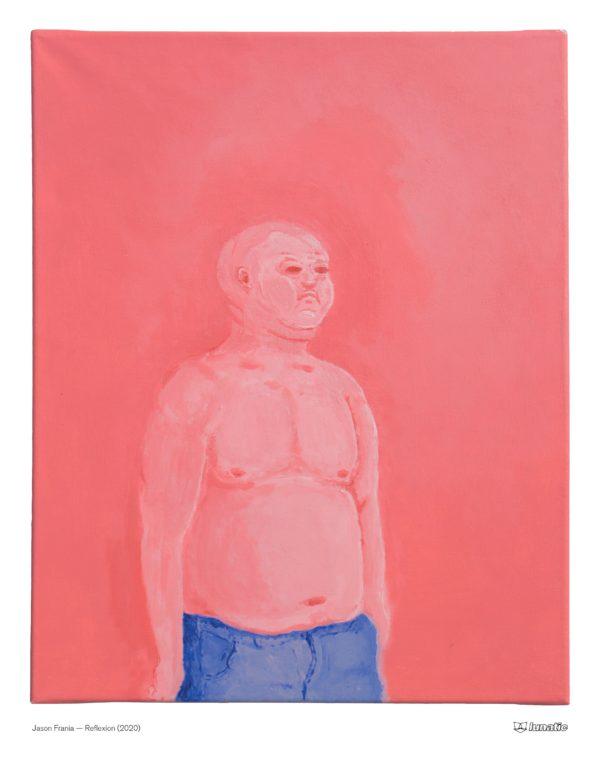 "Jason Frania, ""Reflexion"", 2020"